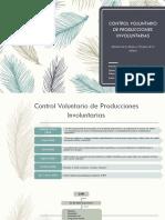 01 Control Voluntario de Producciones Involuntarias - Ppt