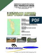 Laporan Akhir DataBase Jalan&Jembatan