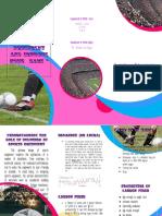 Brochure in Physci