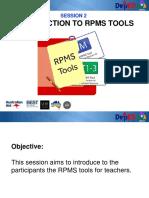 RPMS-Tool