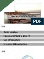 1- Oman Global Logistics Group (OGLG)