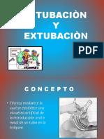 Intubaciòn y Extubaciòn