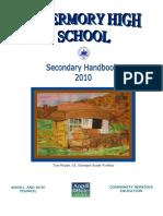 Sec Handbook 2010