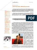 Conferencia del Dr. Michel Freyssenet - Apuntes del trabajo asalariado y capital.pdf