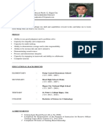 Fahad Unfinished Resume