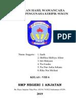 Cover Makalah Sarih