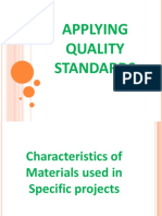 Applying Quality Standards CSS-NCII