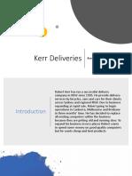 Kerr Deliveries