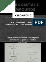Organometalic Compounds