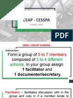 CEAP - CESSPA
