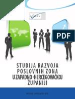studija razvoja poslovnih zona u zhž