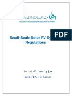 Small-Scale Solar PV Net Metering Regulations Final