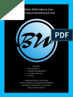 Proposal Usaha Digital Printing