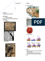 Historical Antecedents in the Course of Science and Technology- Outlined.docx