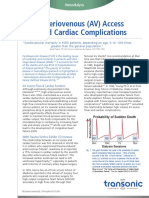 Flow Ands Cardiac Complications
