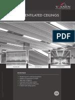 Ventilation Ceilings GB