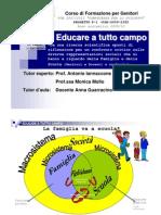 Educare a Tutto Campo [Sola Lettura]