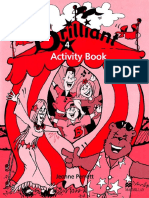 Brilliant 4 Activity Book Childrens Courses