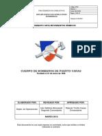 Procedimientos Movimientos Sismicos CBPV v.1 ISO[1]