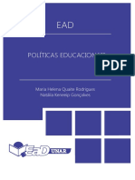 Politicas Educacionais 20183 COM SEC