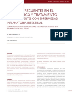 Errores frecuentes en el diagnóstico y tratamiento de los pacientes con enfermedad inflamatoria intestinal