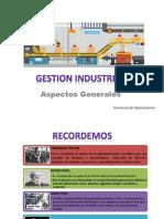 1. Clase Gestion Industrial