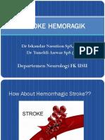 K21- Stroke Hemoragik (Neurologi)