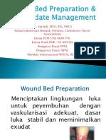 Wound Bed Preparation & Exudate Management