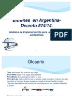 bitrenes en argentina