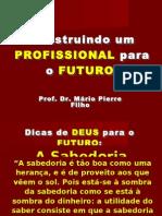Palestra Construindo Um Profissional Para o Futuro
