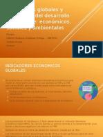 Indicadores Globales y Nacionales Del Desarrollo Sustentable
