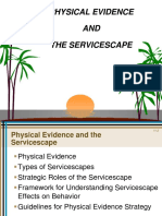 Physical evidence and servicescape 1.ppt