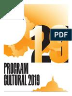 Program cultural