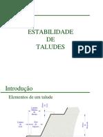 Estabilidade de Taludes.pdf