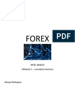 FOREX Modulo 1 Conceptos Basicos