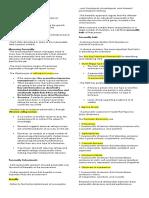 Chapter 5 Summary of Organizational Behavior by Stephen Robbins