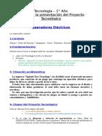Guia presentacion proyecto tecnologico