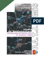 Studiu de fundamentare Cai majore de circulatie in judetul Timis.pdf
