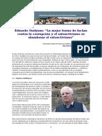 Corrupcion en los extractivismos