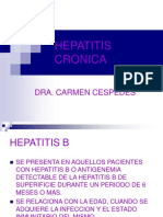 hepatit5is cronica