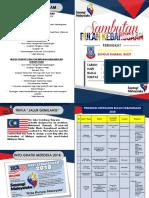 Buku Program Sambutan Hari Kebangsaan 2018 (2)