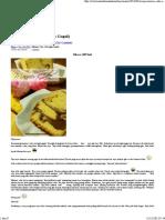 Marmer Cake (Setengah Gagal) _ My Cuisine