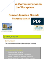 Communication Jamaica