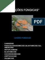 infecções fúngicas