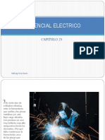 Cap. 23 Potencial Electrico