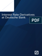 DCM FSG Interest Rate Derivatives Deutsche Bank