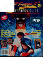 GamePro and Capcom Present Street Fighter II Turbo Strategy Guide