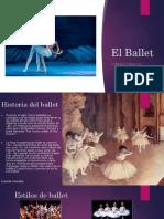 Zoraida Ceballos-El Ballet