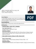 18098905 -Training Registration Form