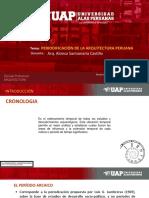 Historia Peruana 1